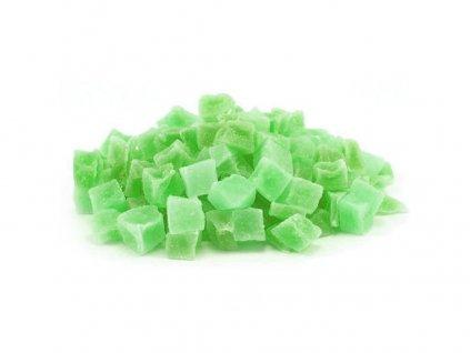 Pomelo kostka zelená 3kg Sušené plody