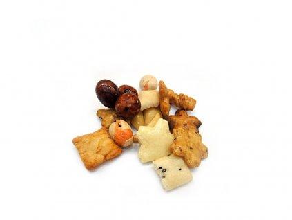 Japonská směs Kosaki 3kg Sušené plody
