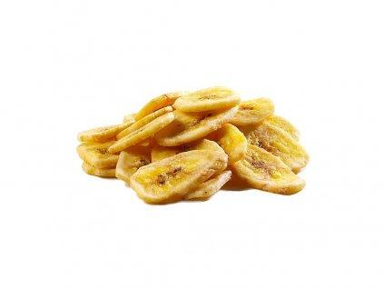Banánové chipsy 3kg Sušené plody