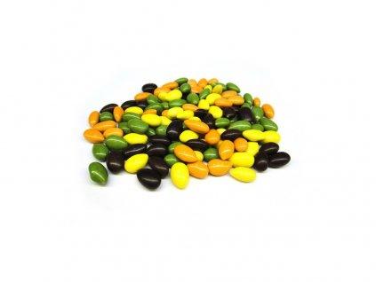 Slunečnice v barevné čokoládě 3kg Sušené plody