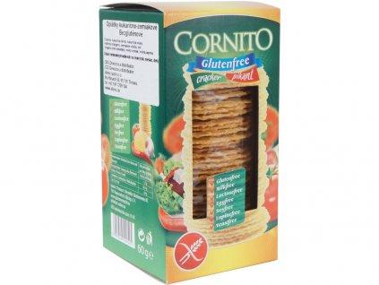 Krekry pikantní bezlepkové 60g Cornito