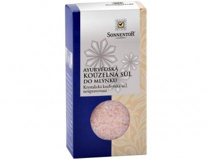 Ayurvédská Kouzelná sůl do mlýnku 150g Sonnentor