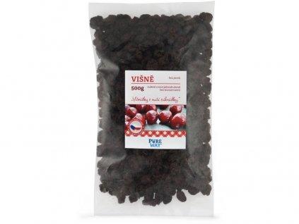 Višně vypeckované 500g Pure Way