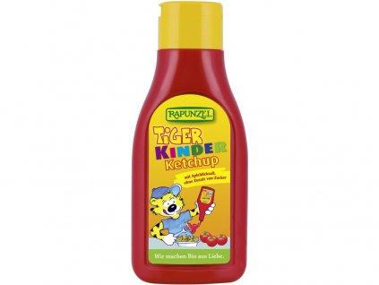 Bio dětský kečup Tygr 500ml Rapunzel