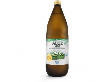 Bio Aloe vera 99,7% šťáva 1000ml Organic Way