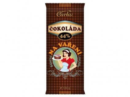 Čokoláda na vaření 100g Carla