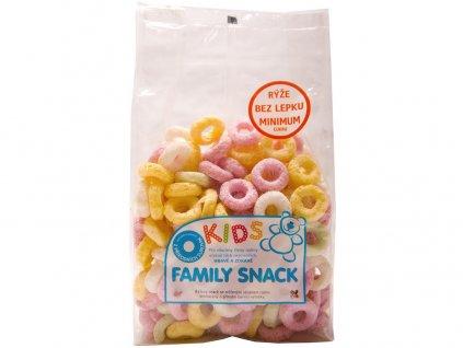 Family snack Kids 120g Family snack
