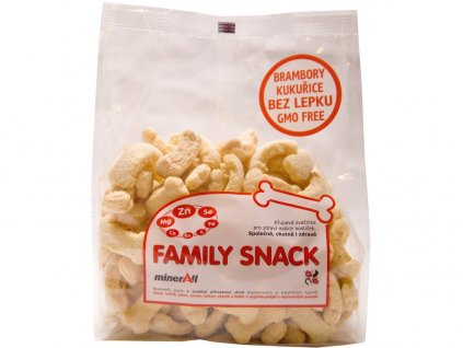 Family snack Minerall 125g Family snack