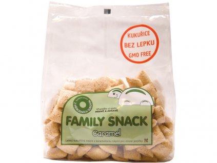 Family snack Caramel 165g Family snack