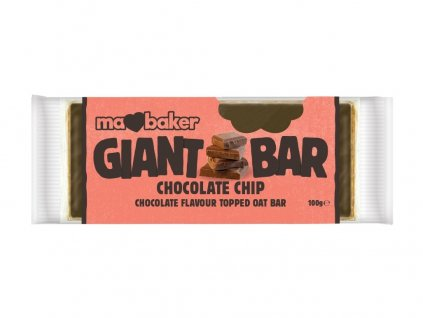 Tyčinka Obří Smoothie Čokoláda + Čokoláda 100g Ma Baker