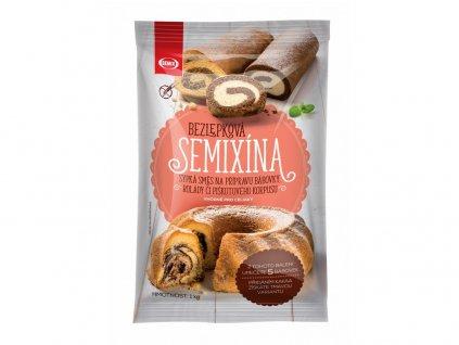 Bezlepková Semixína 1kg Semix