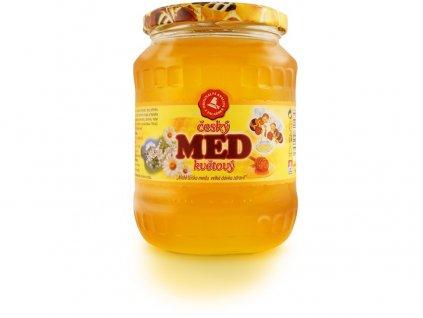 Český med květový 900g Jankar Profi