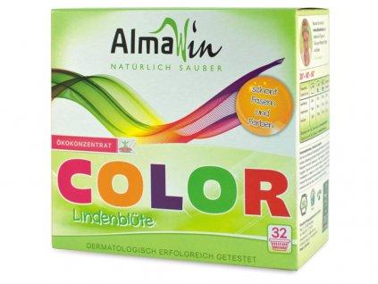 AlmaWin Prášek na barevné prádlo COLOR 1000g AlmaWin