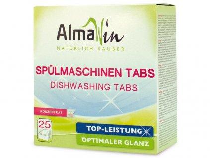 AlmaWin Tablety do myčky, 25 Kusů 500g AlmaWin