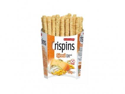 Crispins tyčka sýr 60g Extrudo