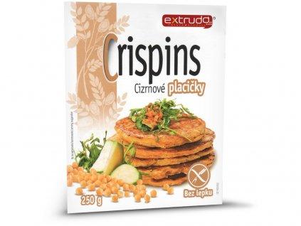 Crispins Římské placičky 250g Extrudo