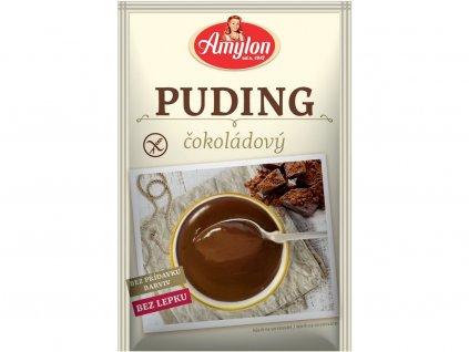 Puding čokoládový 40g bezlepkový Amylon