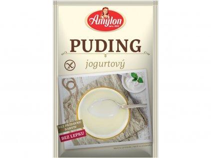 Puding jogurtový 40g bezlepkový Amylon