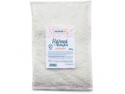 Rýžová mouka instantní 200g Nominal