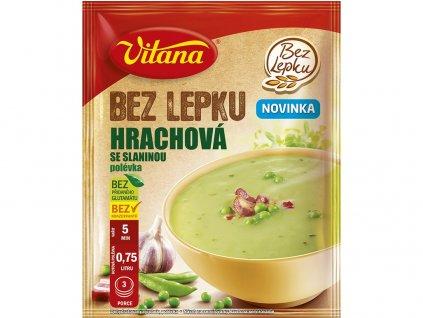 Hrachová polévka se slaninou 74g Vitana