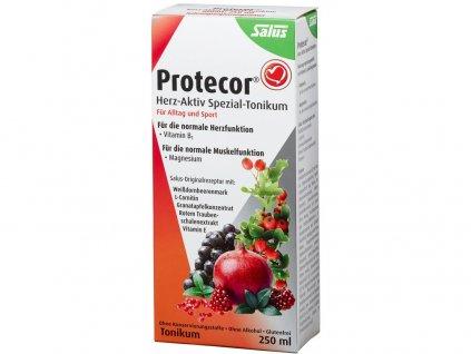 Bylinné tonikum Protecor® - Aktivní srdce 250 ml Salus