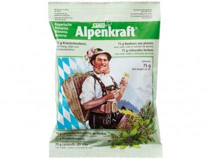 Salus Alpenkraft - bylinné bonbony 75 g