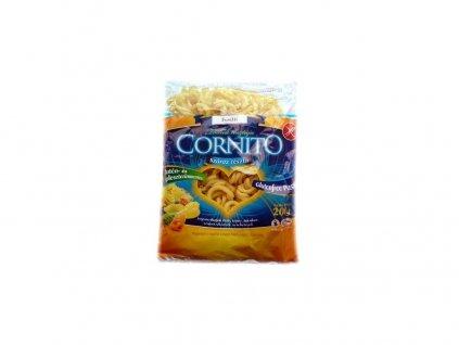 Těstoviny fusilli bezlepkové 200g Cornito
