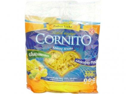 Těstoviny vějířky bezlepkové 200g Cornito