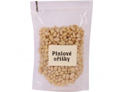 Bio Piniové oříšky 50 g Bio nebio