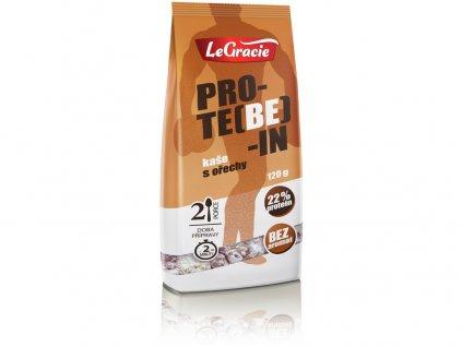 Bezlepková proteinová kaše PRO-TE(BE)-IN ořechy 120g LeGracie