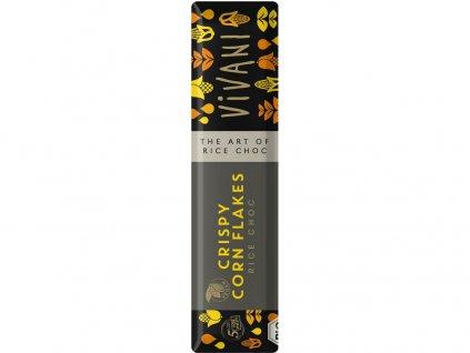 Bio tyčinka čoko křupavá VIVANI 35 g Vivani