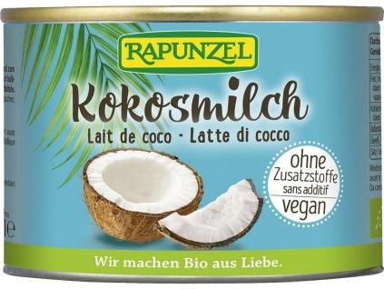 Bio kokosové mléko RAPUNZEL 200 ml Rapunzel