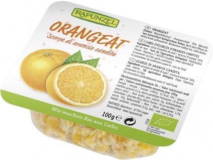 Bio kandovaná pomerančová kůra RAPUNZEL 100g Rapunzel