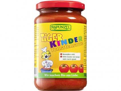 Bio TYGR dětská omáčka na těstoviny RAPUNZEL 360 g Rapunzel