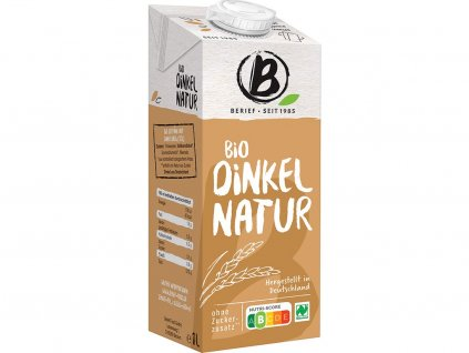 Bio špaldový nápoj Natur BERIEF 1 l Berief