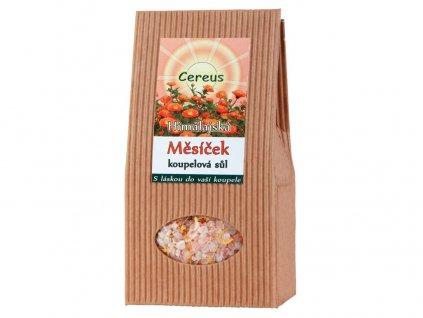Koupelová sůl měsíček lékařský 500g Cereus