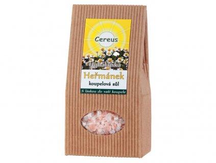 Koupelová sůl heřmánek pravý 500g Cereus
