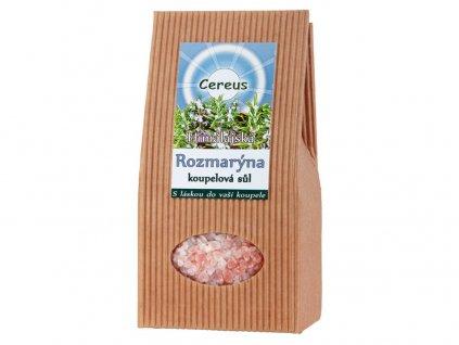 Koupelová sůl rozmarýna 500g Cereus