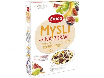 Mysli - Sypané s kousky ovoce 375g Emco