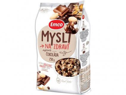 Mysli - Sypané čokoláda 750g Emco