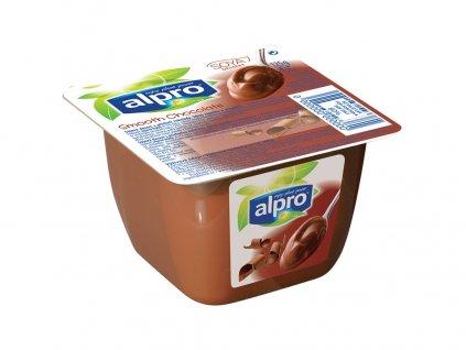 Sójový dezert čokoládový 125g Alpro