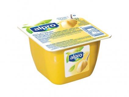 Sójový dezert vanilkový 125g Alpro