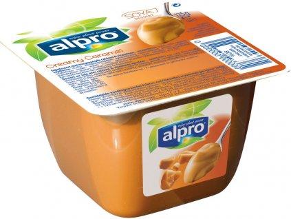 Sójový dezert karamelový 125g Alpro