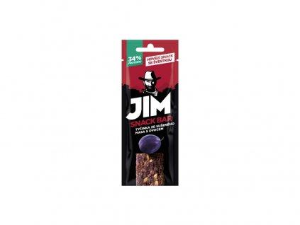 Hovězí snack švestka 17g B30 JimJerky
