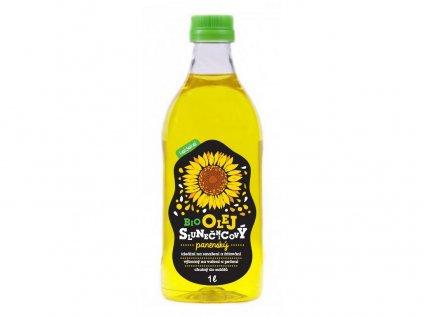 Bio slunečnicový olej panenský 1l Koldokol