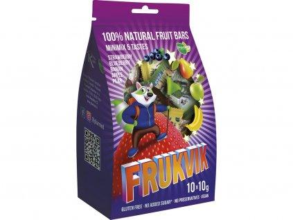 Minimix Frukvik 10x10g Frukvik