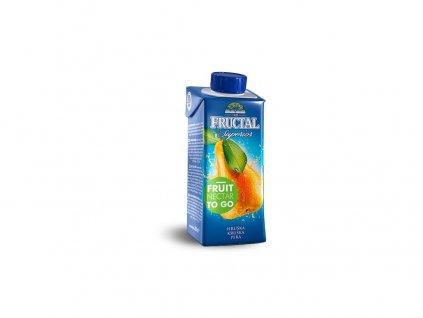 Fructal superior hruška 200ml Fructal