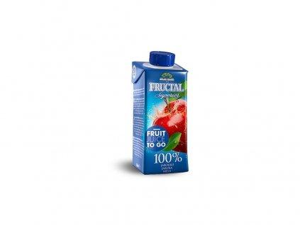 Fructal superior jablko 100% 200ml Fructal