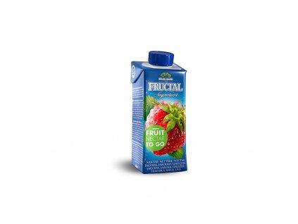 Fructal superior jahoda 200ml Fructal