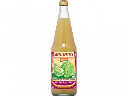 Bio zelná šťáva mléčně kvašená Beutelsbacher 0,7 l Beutelsbacher
